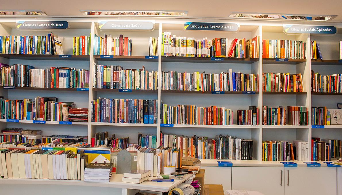 Store of UFF Publishing House